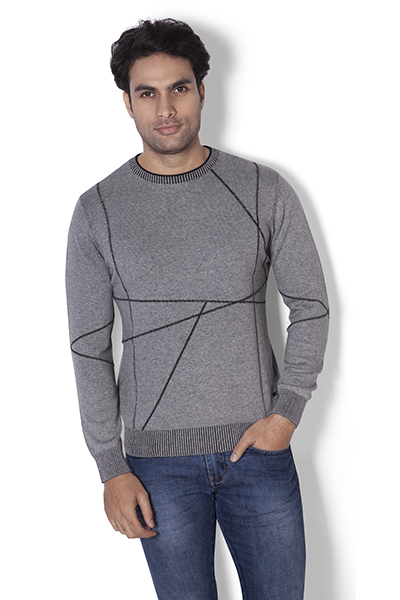 Luke Round  Neck Sweater