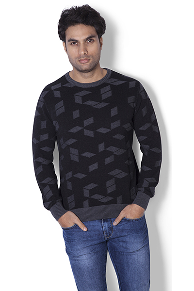 Pius Round  Neck Sweater