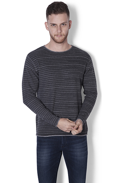 Dean Round  Neck Sweater