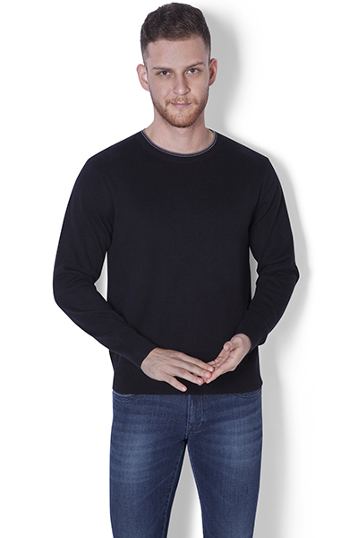 Robin Round  Neck Sweater