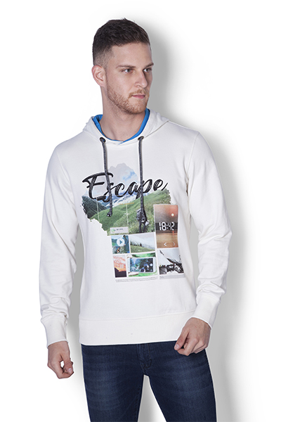 Seamus Hooded Sweat Shirt