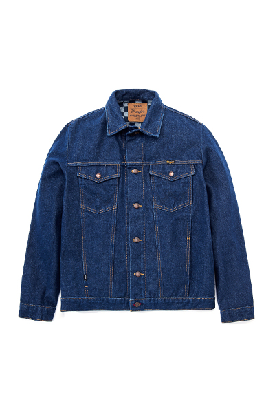 Vans X Wrangler Denim Jacket