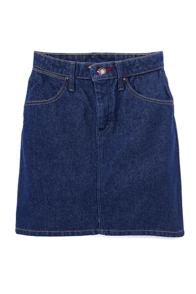 Vans X Wrangler Denim Skirt