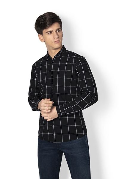 Peter Y/d Check Shirt