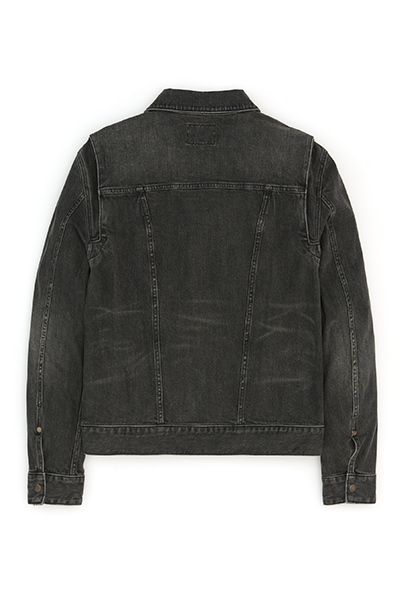Authentic Denim Jacket