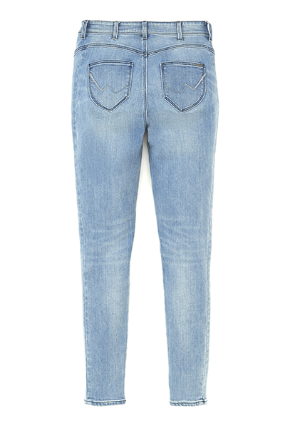 Aliya Shape Keeper Jeans - Elongating