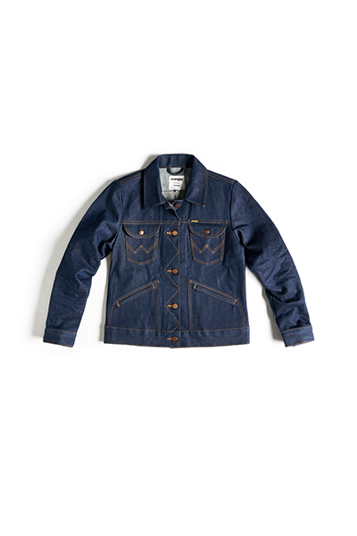 124Wj Jacket New Wash