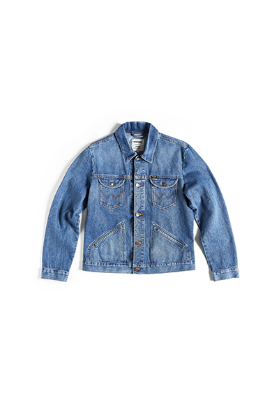Wrangler Icons Denim Jacket