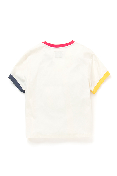 Graphic Ringer Tee